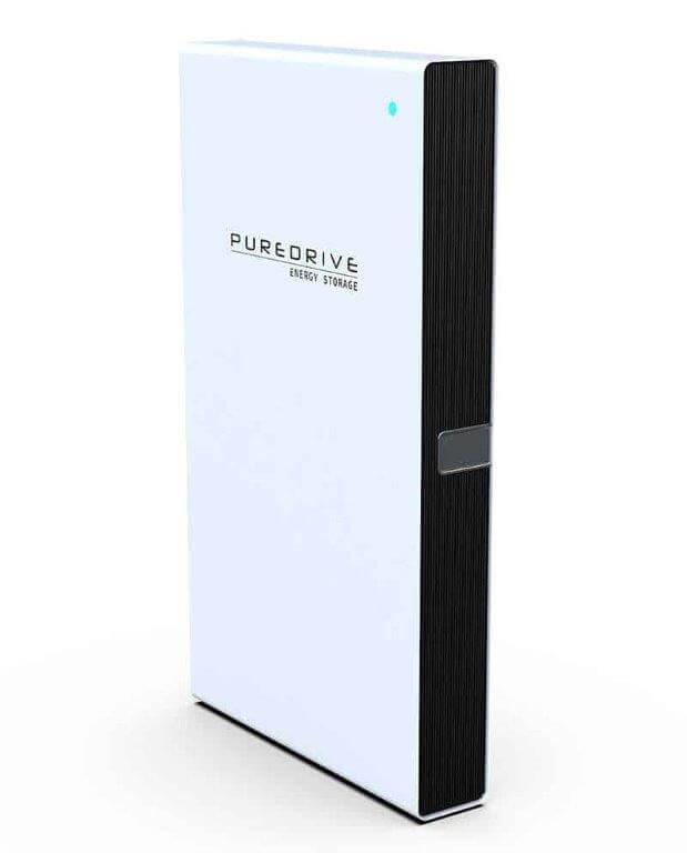 thuisbatterij puredrive